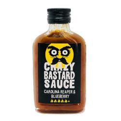 Crazy Bastard Sauce Black Label