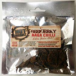 Hot-Headz Premium Naga Beef Jerky