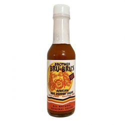 Brother Bru-Bru's African Hot Pepper Sauce