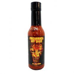 Hellfire Firearrhea Hot Sauce