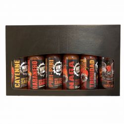 Hot-Headz! 6 Hete Sauzen Gift Pack
