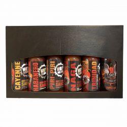 Hot-Headz! 6 Hete Sauzen Gift Pack