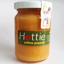 Hottie Sambal - Yellow Peppers